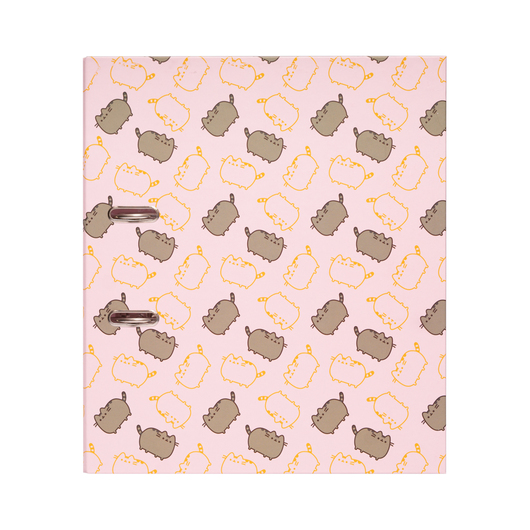 ARCHIVADOR CON COMPRESOR PUSHEEN ROSE COLLECTION