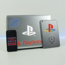 GADGET DECALS PLAYSTATION