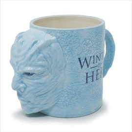 TAZA 3D GAME OF THRONES NIGHT KING