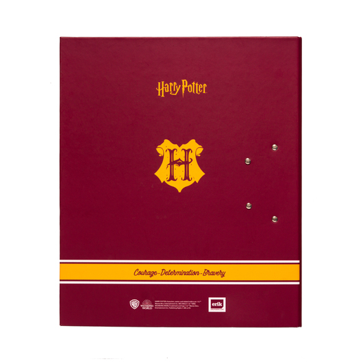ARCHIVADOR CON COMPRESOR HARRY POTTER GRYFFINDOR