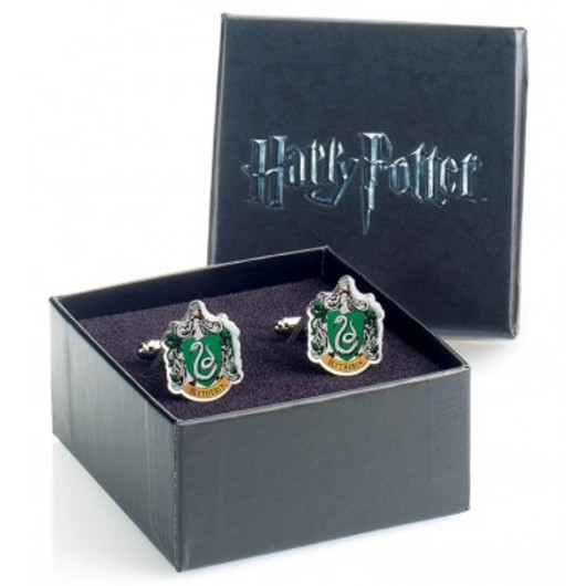 GEMELOS HARRY POTTER SLYTHERIN CREST