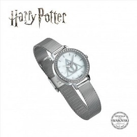 RELOJ HARRY POTTER SWAROVSKI DEATHLY HALLOW