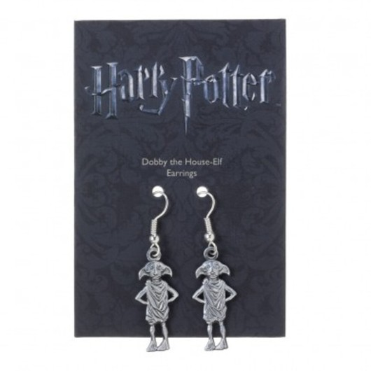 PENDIENTES HARRY POTTER DOBBY THE HOUSE ELF