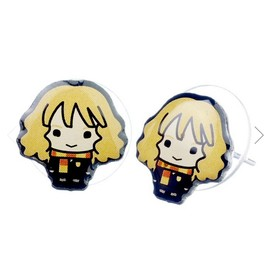 PENDIENTES HARRY POTTER HERMIONE CHIBI