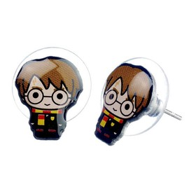 PENDIENTES HARRY POTTER CHIBI