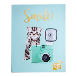 ALBUM FOTO SOFT 36 BOLSILLOS 10X15CM STUDIO PETS CAT