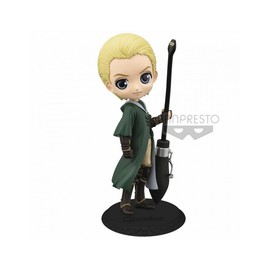 FIGURA QPOSKET HARRY POTTER DRACO MALFOY QUIDDITCH