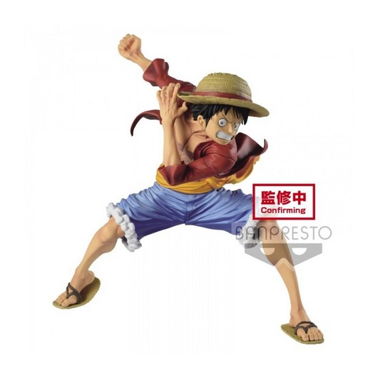 FIGURA ONE PIECE MAXIMATIC THE MONKEY D LUFFY