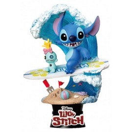 FIGURA DISNEY STITCH SURF