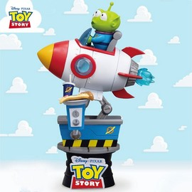 FIGURA DISNEY ALIEN COIN RIDE