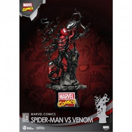 FIGURA MARVEL COMICS-SPIDER-MAN VS VENOM