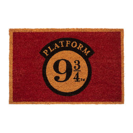FELPUDO HARRY POTTER PLATFORM 9 3/4