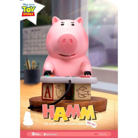 FIGURA DISNEY TOY STORY MASTER CRAFT HAMM