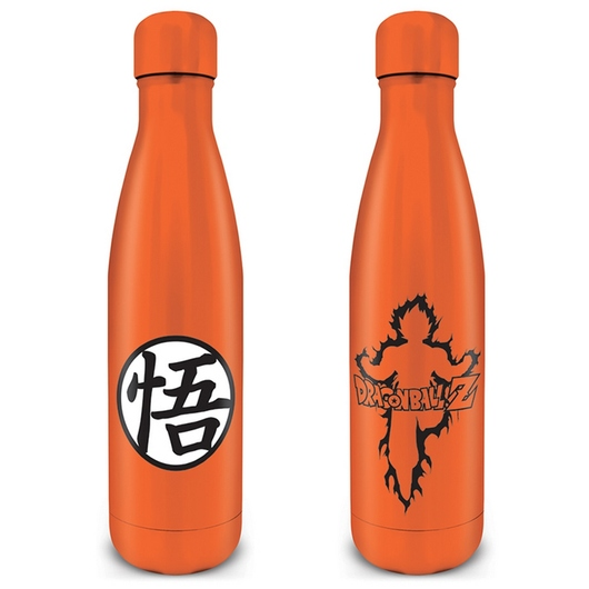 BOTELLA METALICA DRAGON BALL Z GOKU
