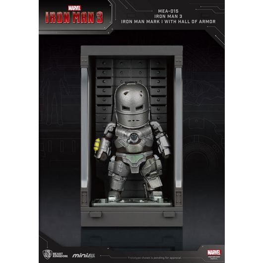 FIGURA MARVEL IRON MAN MARK I