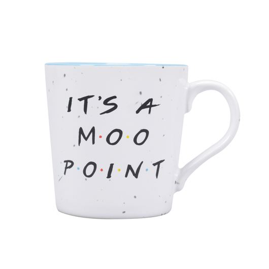 TAZA FRIENDS MOO POINT