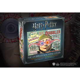 PUZZLE HARRY POTTER THE QUIBBLER MAGAZINE