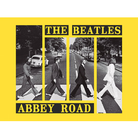 PRINT 30X40 CM ABBEY ROAD CROSSWALK