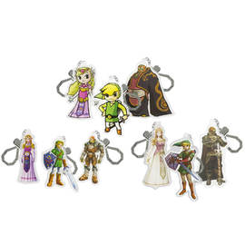 BACKPACK BUDDIES THE LEGEND OF ZELDA SURTIDO