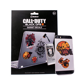 PEGATINAS GADGET CALL OF DUTY BLACK OPS 4
