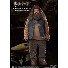 FIGURA HARRY POTTER REBEUS HAGRID 2.0