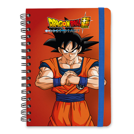 AGENDA 2021 A5 SEMANA VISTA DRAGON BALL