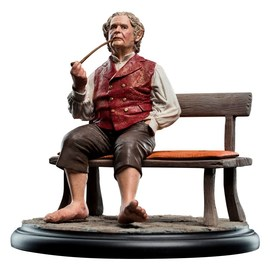 FIGURA THE LORD OF THE RINGS BILBO BAGGINS
