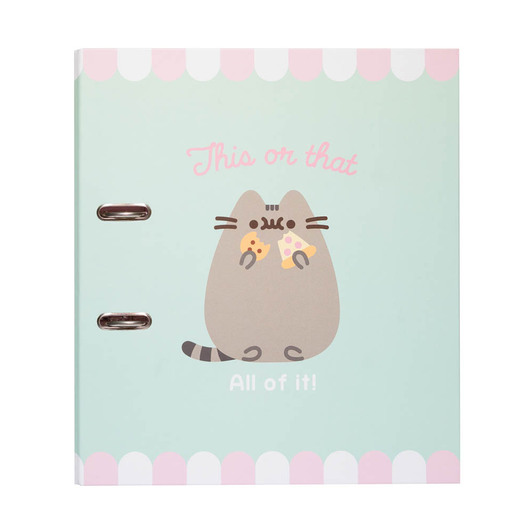 ARCHIVADOR CON COMPRESOR PUSHEEN FOODIE COLLECTION
