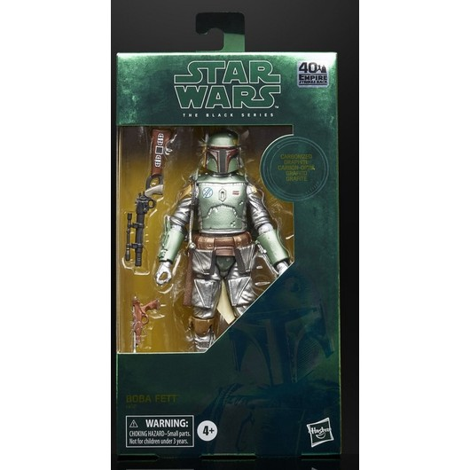 FIGURA STAR WARS BLACK SERIES BOBA FETT