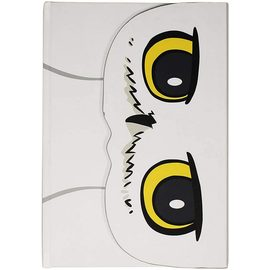 CUADERNO A5 HARRY POTTER HEDWIG