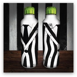 BOTELLA METALICA BEETLEJUICE