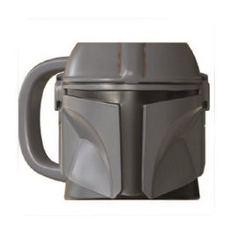 TAZA 3D STAR WARS THE MANDALORIAN