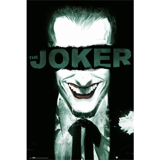 POSTER THE JOKER SMILE