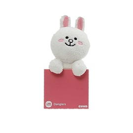 PELUCHE LINE FRIENDS CONY DANGLER 6