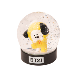 BOLA DE NIEVE BT21 CHIMMY
