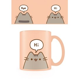 TAZA PUSHEEN HELLO GOODBYE