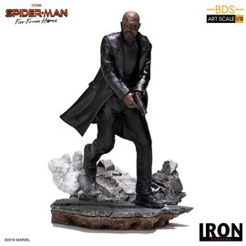 FIGURA BDS ART SCALE 1/10 SPIDERMAN FAR FROM HOME NICK FURY