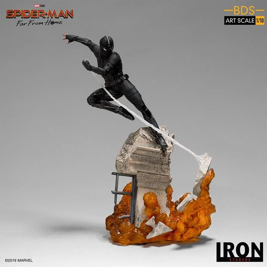 FIGURA BDS ART SCALE 1/10 SPIDERMAN FAR FROM HOME NIGHT MONKEY