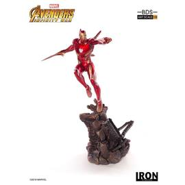 FIGURA BDS ART SCALE 1/10 MARVEL AVENGERS IRON MAN MARK L