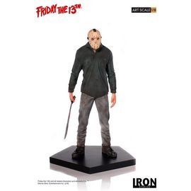 FIGURA BDS ART SCALE 1/10 FRIDAY THE 13TH JASON