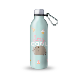 BOTELLA METÁLICA HOT&COLD 500ML PUSHEEN FOODIE