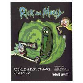 PIN BADGE RICK & MORTY PICKLE RICK
