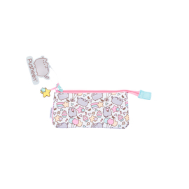 ESTUCHE TRIPLE POLICANVAS PUSHEEN THE CAT
