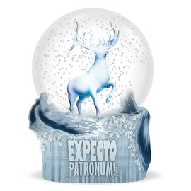 BOLA DE NIEVE LED HARRY POTTER EXPECTO PATRONUM