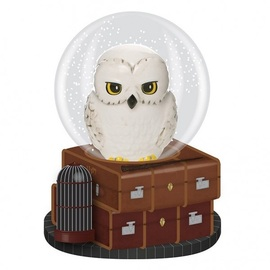 BOLA DE NIEVE HARRY POTTER HEDWIG