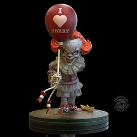 FIGURA QFIG IT PENNYWISE I HEART DERRY