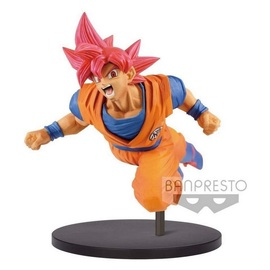 FIGURA DRAGON BALL SUPER SON GOKU SUPER SAIYAN GOD