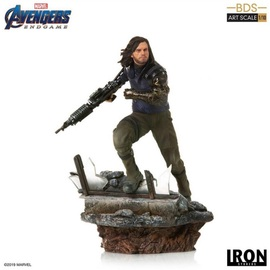 FIGURA BDS ART SCALE 1/10 MARVEL AVENGERS ENDGAME WINTER SOLDIER