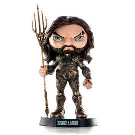 FIGURA MINI CO DC COMICS AQUAMAN JUSTICE LEAGUE