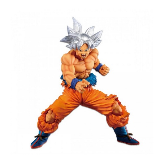 FIGURA ICHIBANSHO DRAGON BALL SON GOKU ULTRA INSTINCT